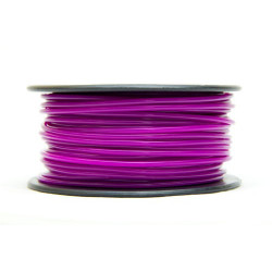 3D PRINTER FILAMENT ABS 1.75MM PURPLE 0.5KG