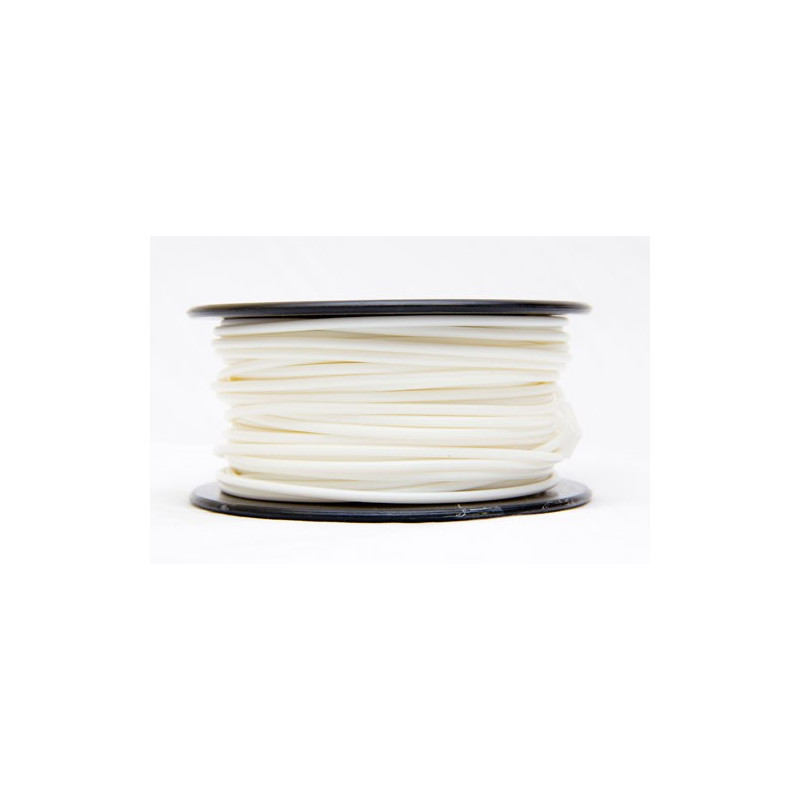 3D PRINTER FILAMENT ABS 1.75MM 1KG/SPOOL WHITE