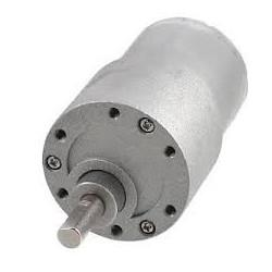 GEAR MOTOR 12V 45RPM 37GB
