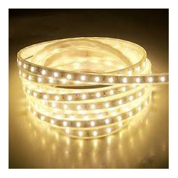 LED STRIP, 3528, 120LED, YELLOW, /1M