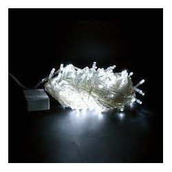 LED STRING LIGHT WHITE 110V 10M 100LED