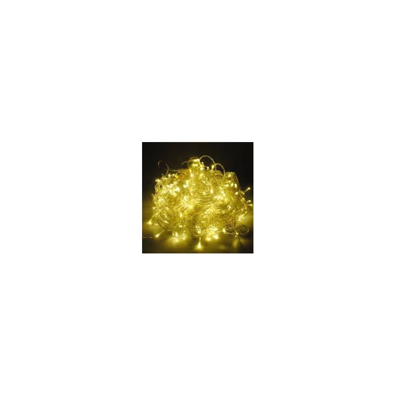 LED STRING LIGHT YELLOW 110V 10M 100LED