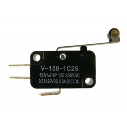 MICRO SWITCH,SPDT,15A,V-156-1C25
