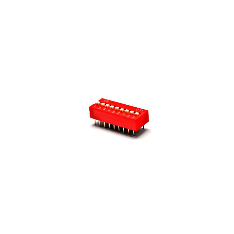 DIP SWITCH 9-POSITION