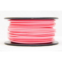 3D PRINTER FILAMENT ABS 1.75MM PINK 0.5KG