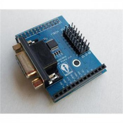 RS232 SHIELD FOR RASPBERRY PI