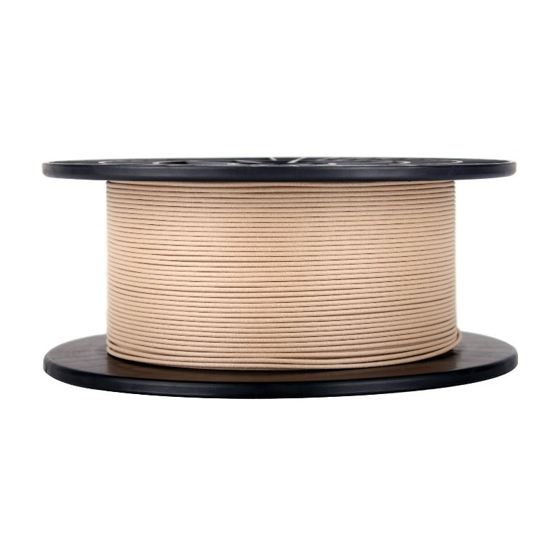 3D PRINTER FILAMENT 1.75MM 1KG/SPOOL WOOD