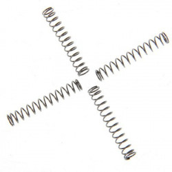 SPRINGS, 3D PRINTER HEAT BED OD4MM LENGTH 30MM 4PC