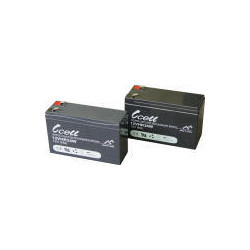 BATTERY, RECHARGEABLE SLA,...