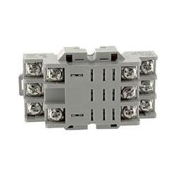 RELAY SOCKET IDEC 11PIN FOR LY3 SH3B-05 DIN RAIL