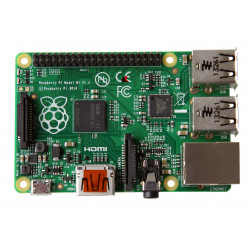 RASPBERRY PI MODEL B PLUS ( B+)  BOARD 512MB 4USB