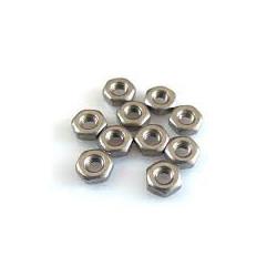 M2.5 NUTS 20PCS/PKG