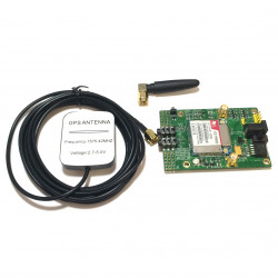 SIM908 QUAD BAND GSM/GPRS/GPS MODULE WITH ANTENNAS