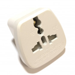 MULTI-POWER PLUG, 3 PRONG, ITALY