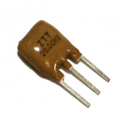 CERAMIC RESONATOR 20MHZ