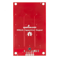 KEYPAD,3x4,CAPACITIVE TOUCH MPR121