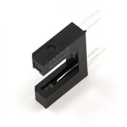 PHOTO INTERRUPTER, OPIC SLOT 10mm PCB,GP1A57HRJ00F