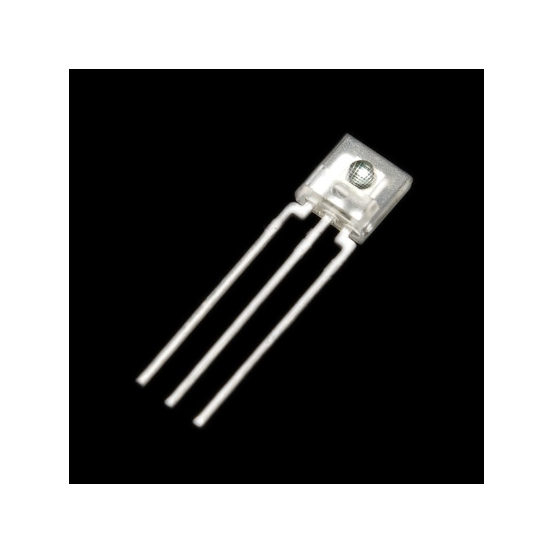 IC TSL235R LIGHT INTENSITY TO FREQ. CONVERTER