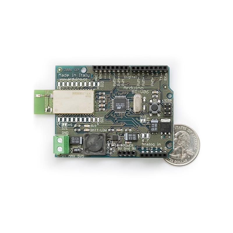 ARDUINO BLUETOOTH MICROCONTROLLER BOARD