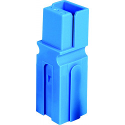CONNECTORS, ANDERSON, MODEL: 1327G8 BLUE 2/PKG