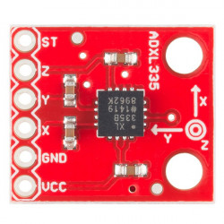 ARDUINO TRIPLE AXIS ACCELEROMETER, ANALOG ADXL335