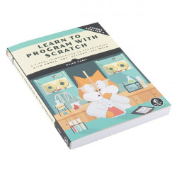 BOOK, LEARN TO PROGRAM WITH SCRATCH