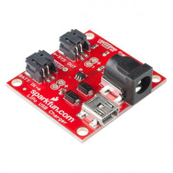 LIPOLY CHARGER BREAKOUT SINGLE CELL 3.7V