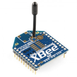 XBEE 2mW SERIES 2S WITH WIRE ANTENNA