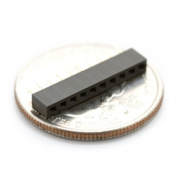 HEADER SOCKET FOR XBEE 2MM PITCH 10PINS