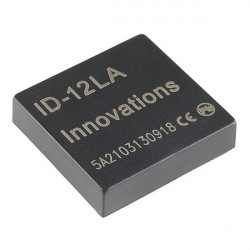 RFID READER CHIP - INNOVATIONS ID12LA (125KHZ)