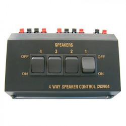 SPEAKER SWITCH 4 POSITION CVS904