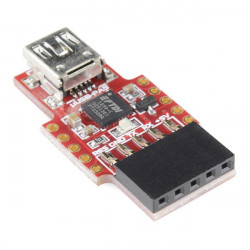 MICRO USB TO SERIAL BRIDGE - PA5