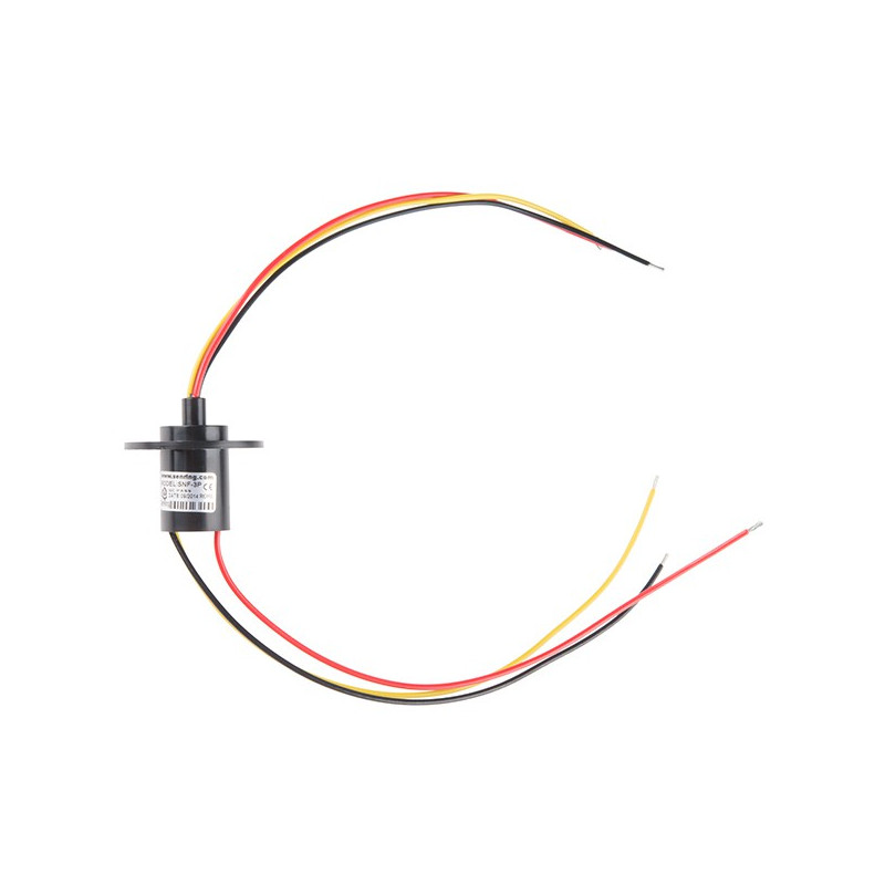 SLIP RING 3 WIRE (10A)