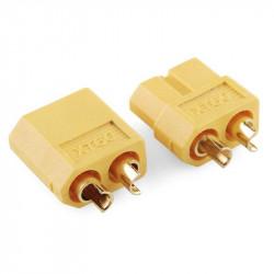 CONNECTORS, XT60 - M/F (PAIR)