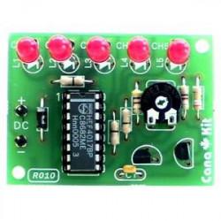 KIT, 5-CHANNEL LED CHASER CK010