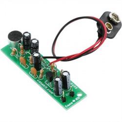 KIT, CK495 ELECTRET MICROPHONE PRE-AMP