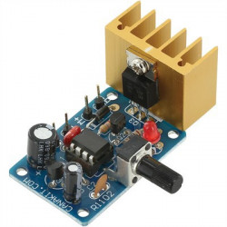 KIT, DC MOTOR SPEED CONTROLLER (PWM), UK1102
