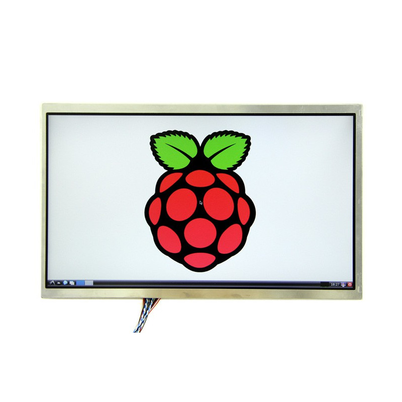 10.1'' LCD DISPLAY - 1366x768 HDMI/VGA/NTSC/PAL