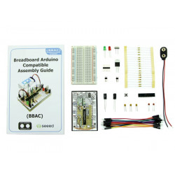 BREADBOARD BASED ARDUINO KIT