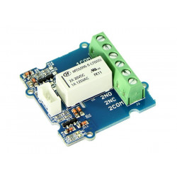 GROVE 2 COIL LATCHING RELAY 5VDC 2A DPDT