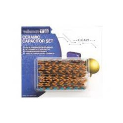 VELLEMAN CERAMIC CAPACITOR SET/KIT 224PCS