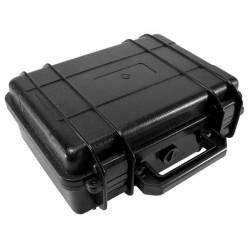 TOOL CASE WATERPROOF ABS W/ FOAM 235X187X95MM