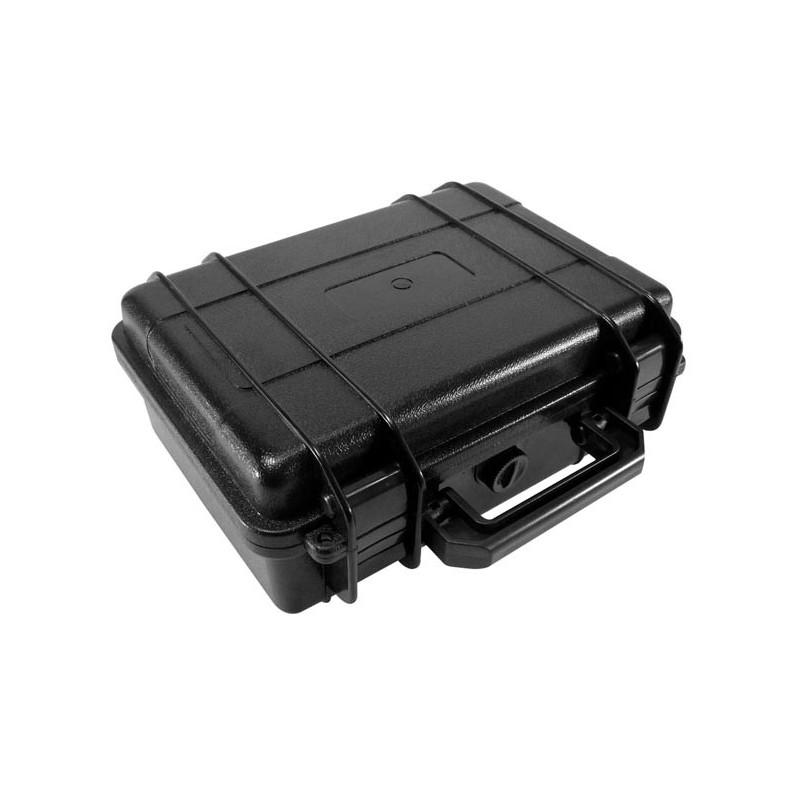 TOOL CASE WATERPROOF ABS W/ FOAM 235X187X95MM