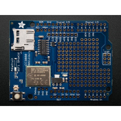 CC3000 WIFI BREAKOUT SHIELD W/ UFL FOR EXT ANTENNA