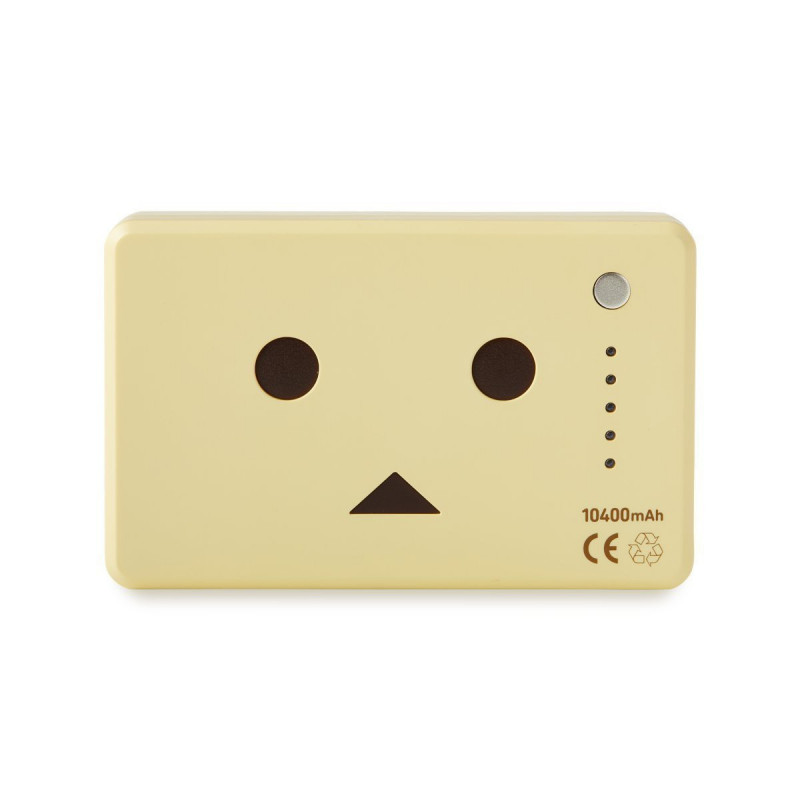 CHEERO POWER PLUS DANBOARD 10400mAh VANILLA