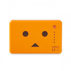 CHEERO POWER PLUS DANBOARD 10400mAh PUMPKIN