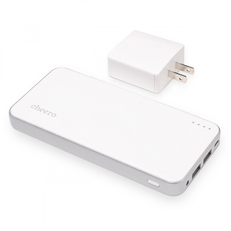 CHEERO ENERGY PLUS W/ AC ADAPTER 12000mAh