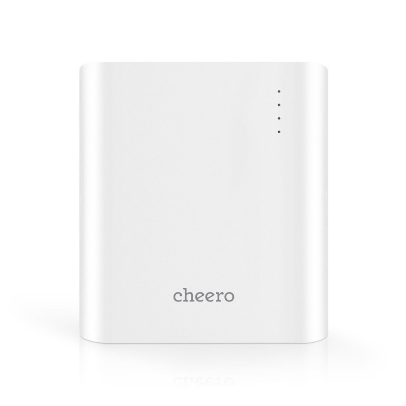 CHEERO POWER PLUS 3 13400mAh WHITE