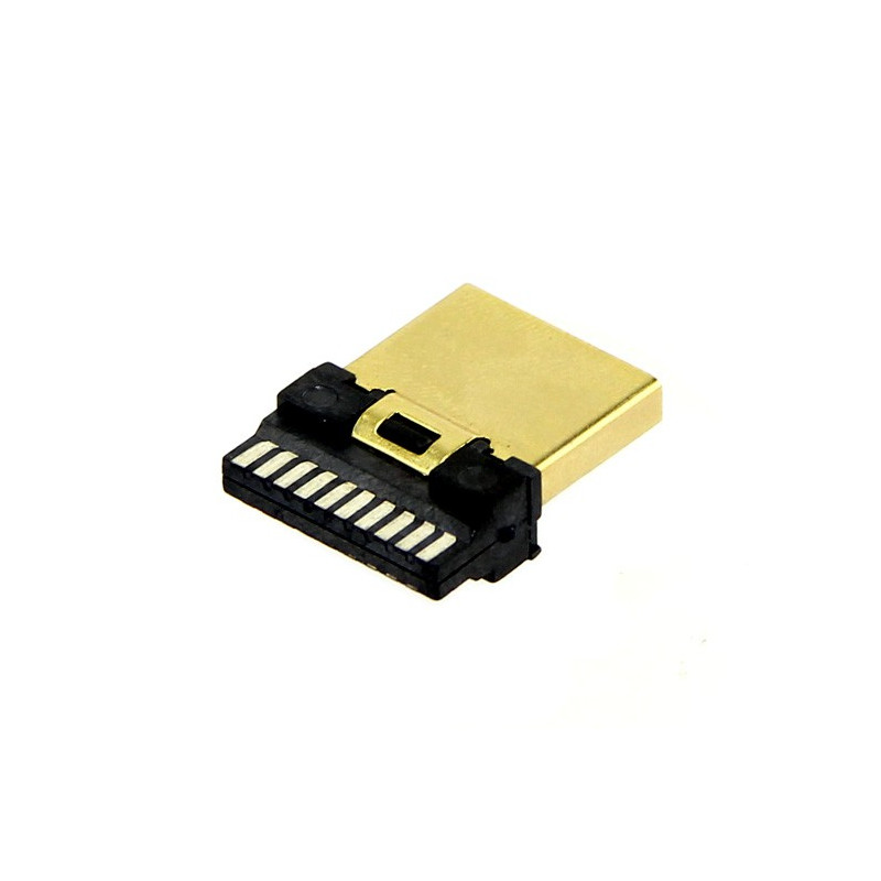 HDMI MALE CONNECTOR BARE