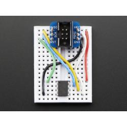 6-PIN AVR ISP BREADBOARD ADAPTER MINI KIT